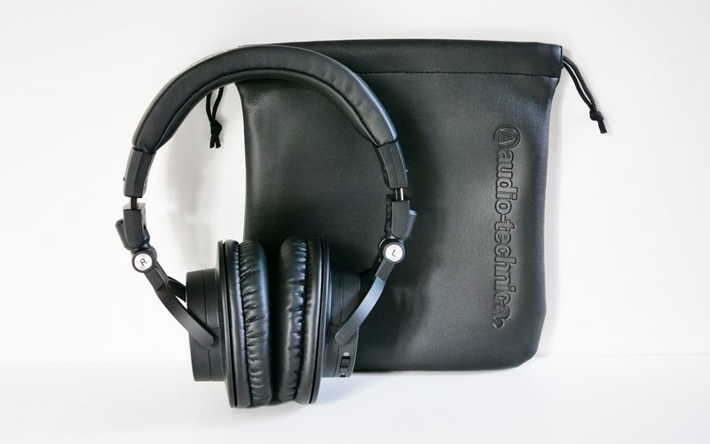 Test Audio Technica Ath M50xbt Quand Le Casque De Studio Sort Dans