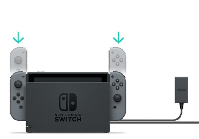 Switch Charge