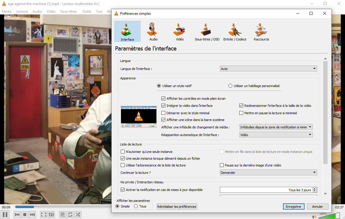 vlc media player v 1.1.11 sur clubic