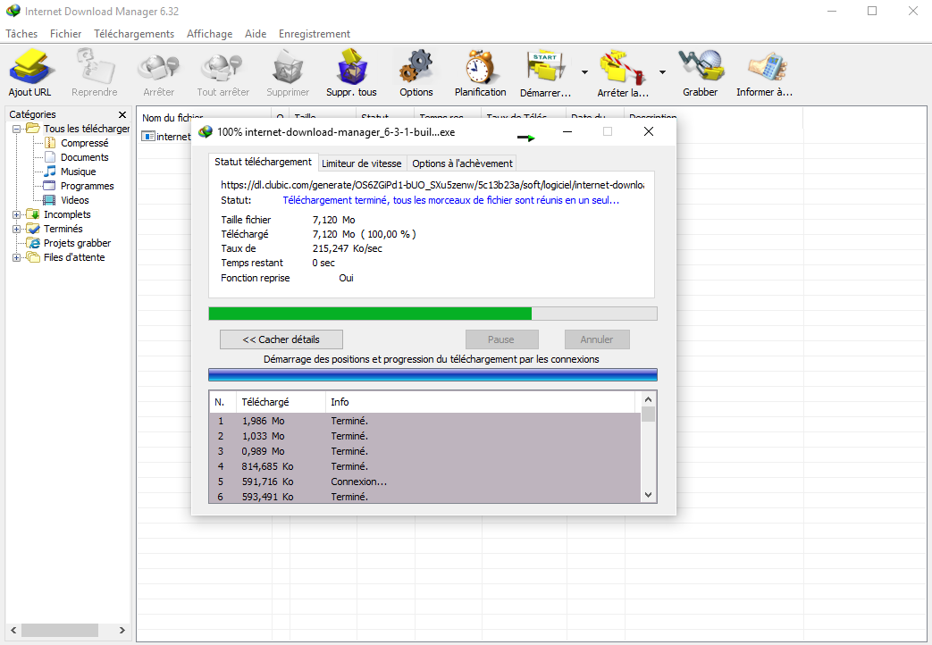 internet download manager - idm/idman gratuit clubic