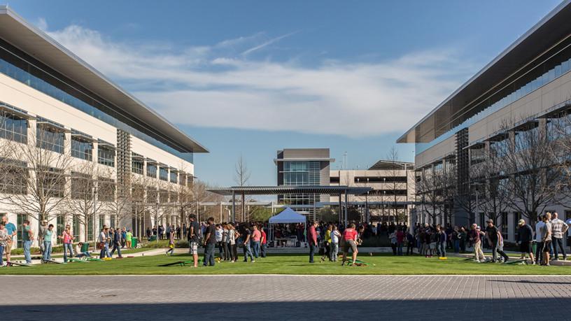 Apple campus Austin