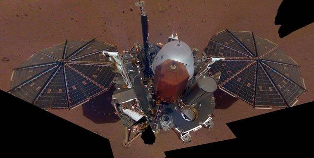 Après un an de mesures, InSight lève un coin de voile sur le cœur de Mars