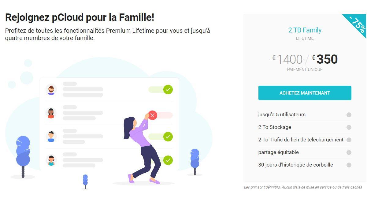 mise en relation de partage familial