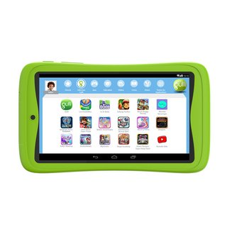 """Tablette Gulli Connect 7""""Wifi Bluetooth 8Go 7 pouces 1 Go Micro SD Android 1024 x 600 6 Heure(s) Quad Core 350 g Android 6.0 Marshmallow 1 x USB 2.0"""