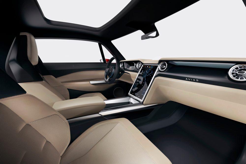 Mustang électrique R67