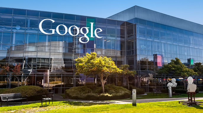 Google siège