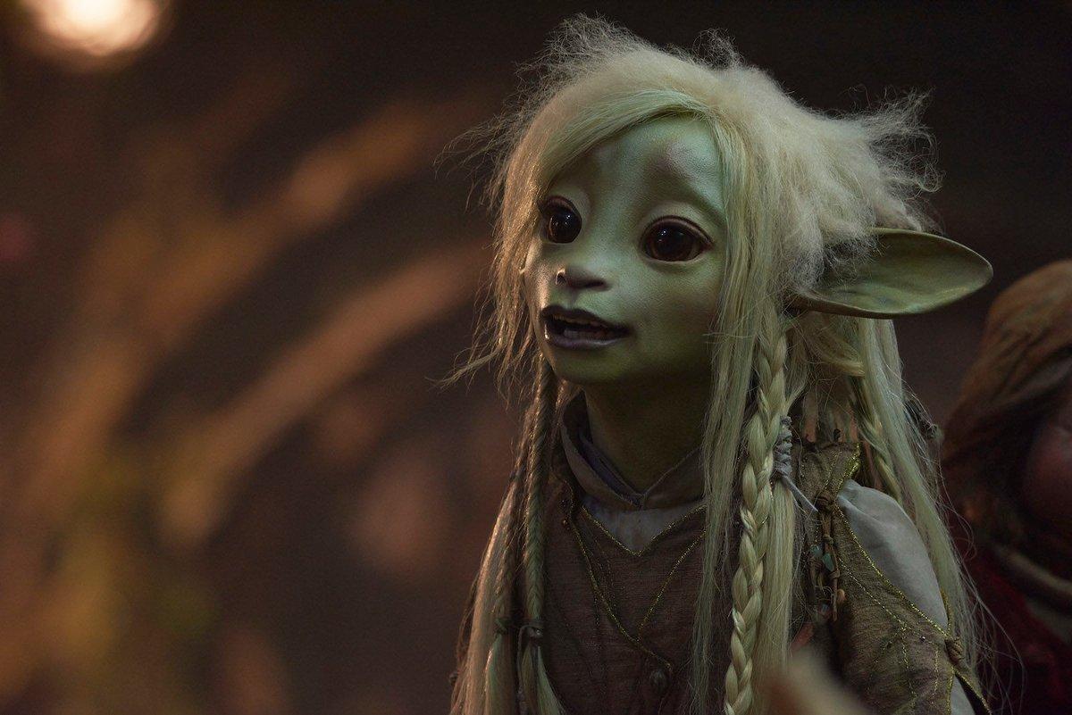 Dark Crystal Netflix série