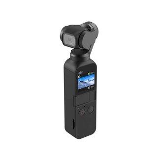 """Osmo Pocketf/2 à 5,2 12 Mpixel 1"""" 115 g 115,0 g Stabilisateur optique 4K USB-C Lightning"""