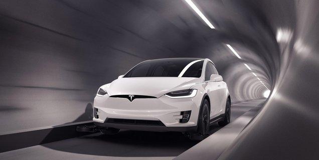 La Boring Company d'Elon Musk a levé 120 millions de dollars