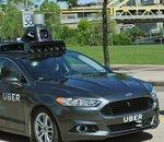Uber autorisé à reprendre les tests de voitures autonomes aux États-Unis