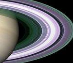 Les anneaux de Saturne n'ont plus que 300 millions d'années devant eux