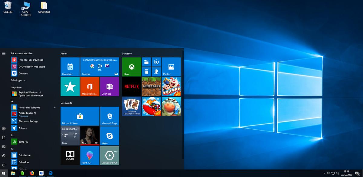 Télécharger Windows 10 (gratuit)