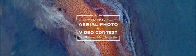 concours dji et skypixel