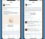 Twitter rétro-pédale et affiche de nouveau les clients utilisés pour tweeter