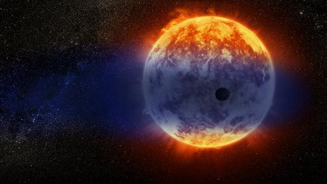Neptune-sized planet