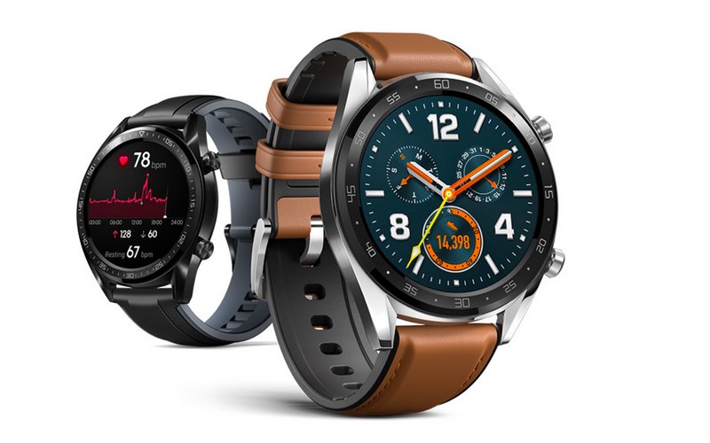 Conception innovante ce3de 360cc Test Huawei Watch GT : la montre connectée sportive ...