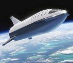 SpaceX : Elon Musk dévoile un premier prototype de Starship