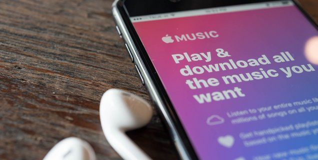 La version web d'Apple Music disponible de nouveau en bêta