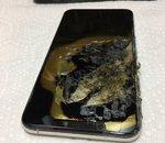 Un iPhone XS Max prend feu dans la poche d'un utilisateur américain