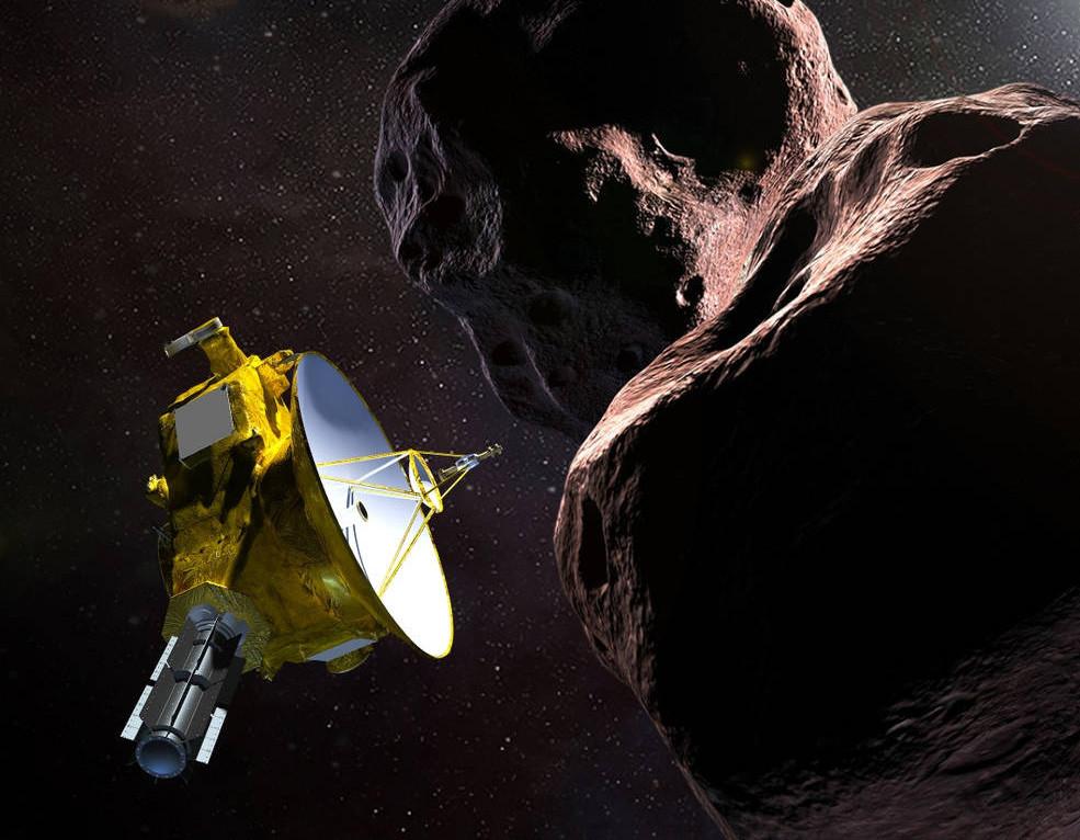 Brian May New Horizons