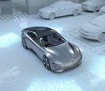Kia et Hyundai imaginent une station de recharge sans fil dédiée aux voitures électriques
