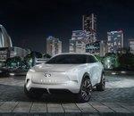 Infiniti dévoile son tout nouveau SUV électrique, à la fois classe et futuriste
