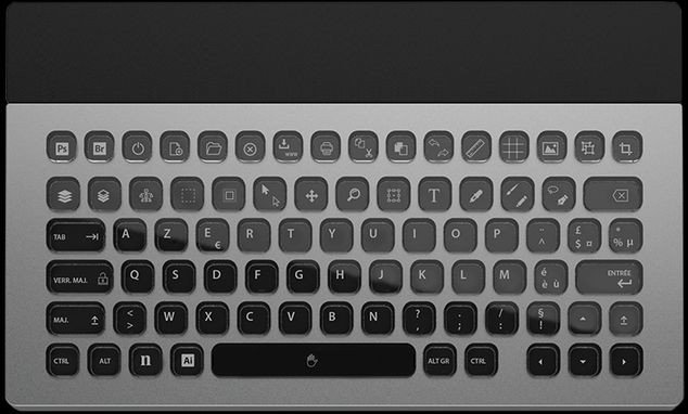nemeio clavier