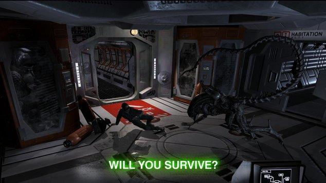 Alien Blackout annonce