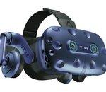 HTC lance son Vive Pro Eye aux Etats-Unis... pour 4 fois le prix du Rift S