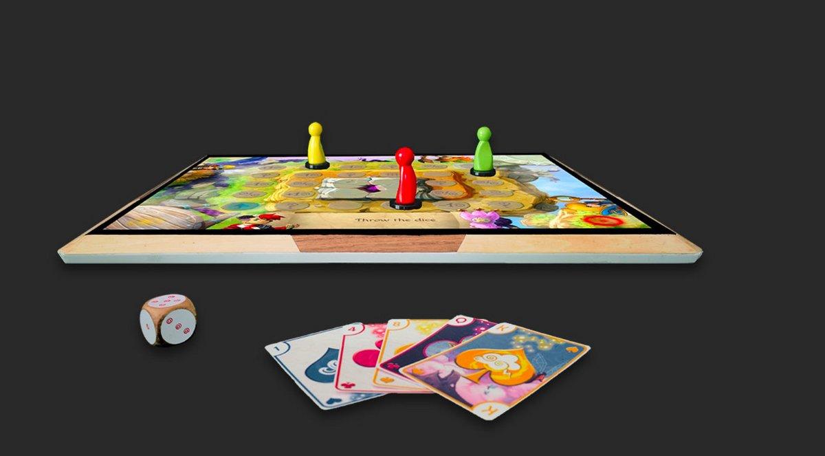 Wizama Magical Board Games Factory