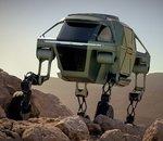 CES 2019 - Hyundai la joue Transformers avec son concept-car Elevate