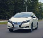 La première voiture électrique à dépasser les 400 000 ventes est... la Nissan Leaf