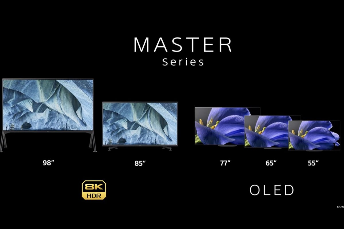 Sony Master Series