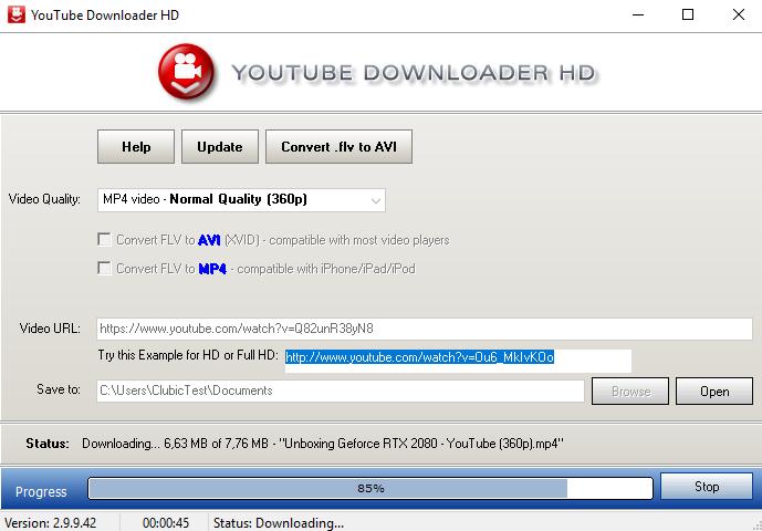 logiciel de téléchargement gratuit sur youtube