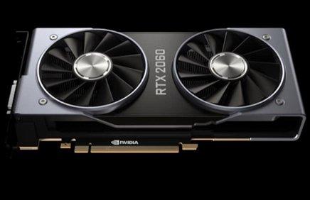 NVIDIA GeForce RTX 2060 FENVIDIA avec ventilateur PCI Express 3.0 x16 Carte Graphique 6 Go HDMI DisplayPort 1 x HDMI 2.0b 1 x DisplayPort 1.4 DirectX 12 OpenGL 4.5 GDDR6 1 x USB Type-C GeForce RTX 2060 FE