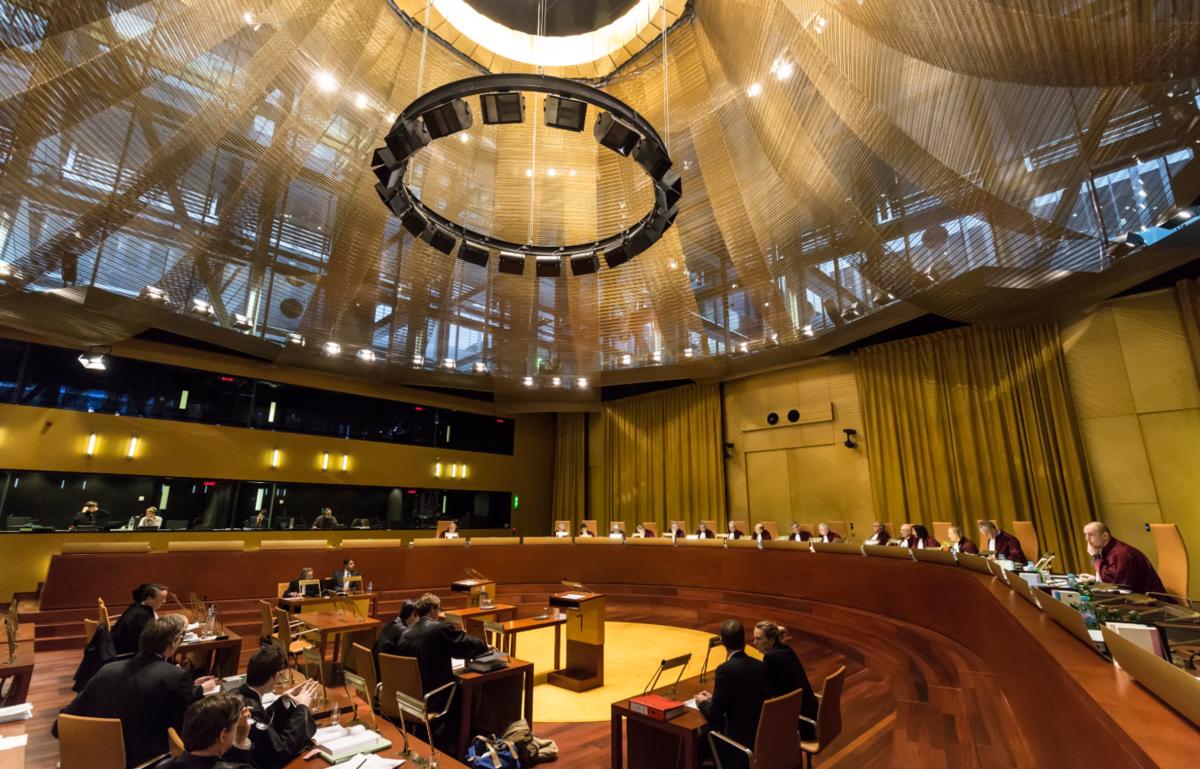 CJUE audience.png © Cour de justice de l'Union européenne