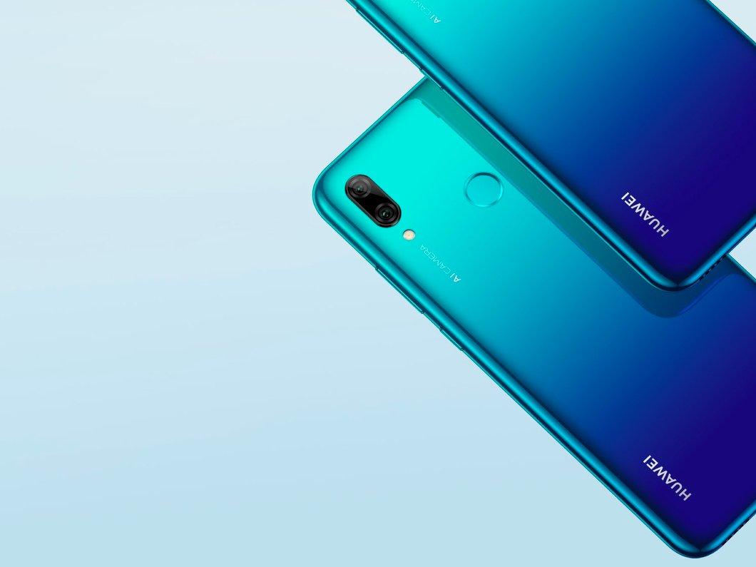 Test du Huawei P Smart (2019) : un smartphone d'entrée de