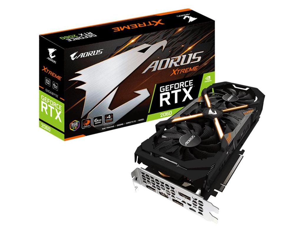 Aorus RTX 2060 Xtreme 6G