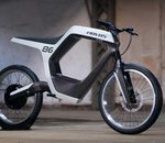 Novus : cette moto électrique démarre grâce à votre smartphone