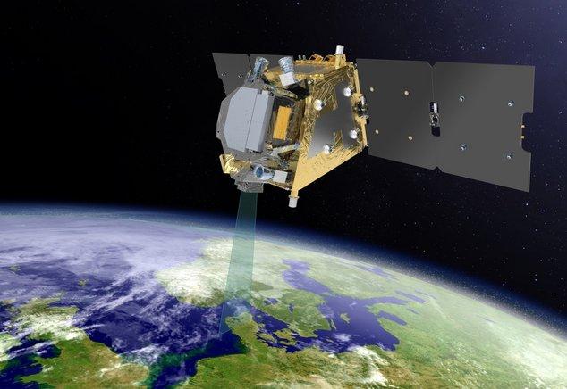 thales alenia space satellite flex
