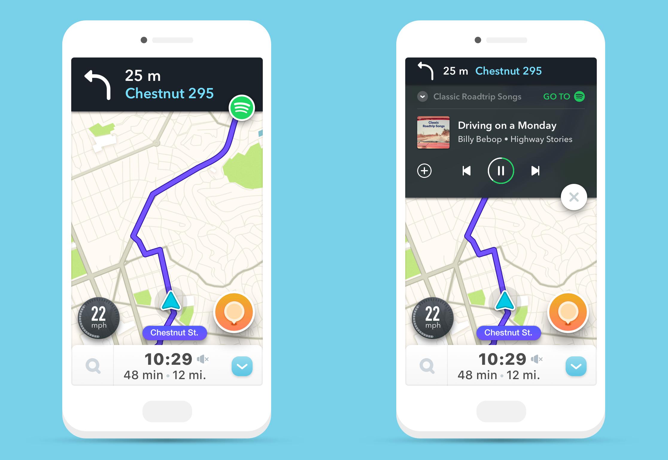 Waze s'associe à Castbox pour une meilleure expérience de podcast sur la route