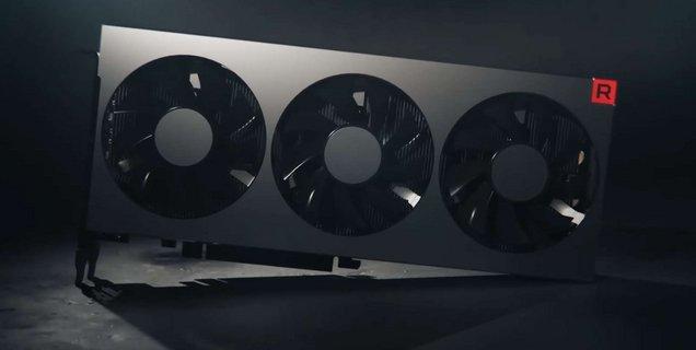 AMD : de nouveaux GPU Navi