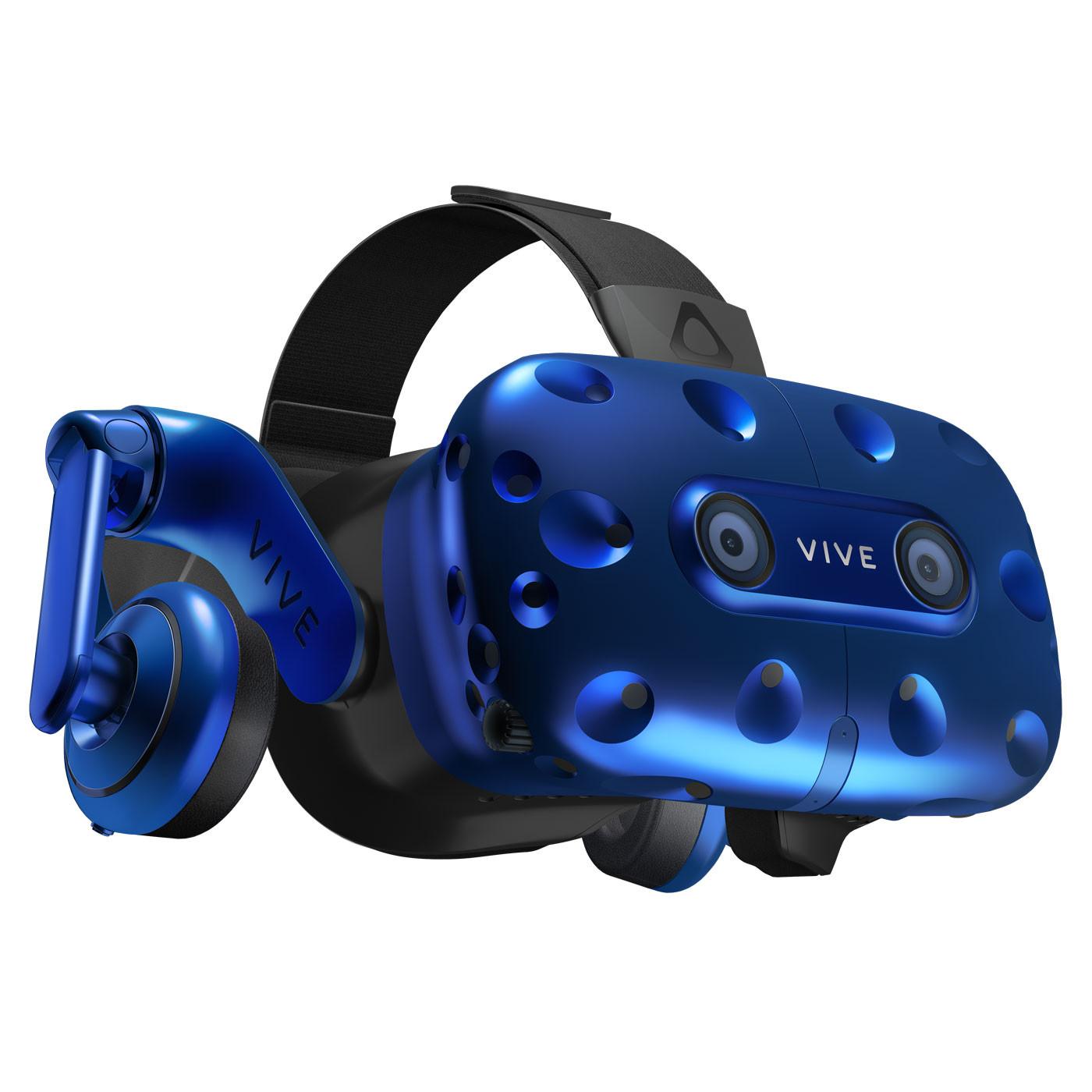 Soldes 2019 Casque De Réalité Virtuelle Htc Vive Pro à 599