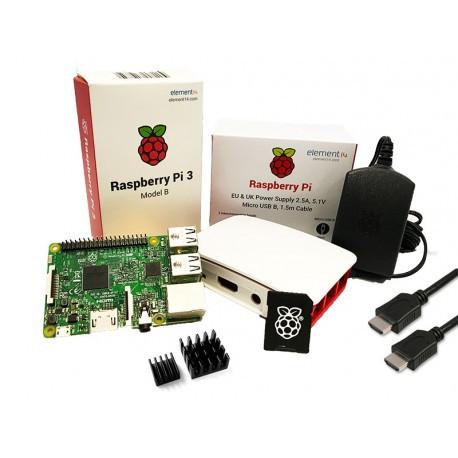Starter-kit-officiel- Raspberry Pi 3