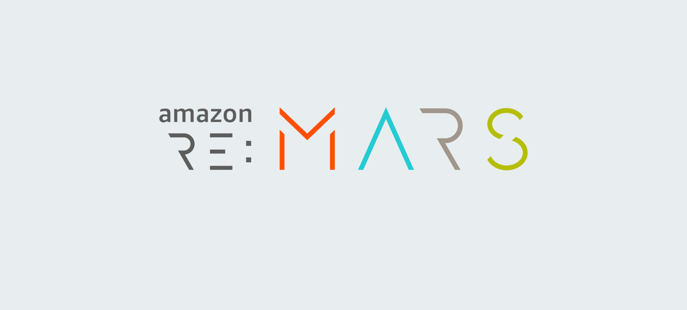 amazon re:mars