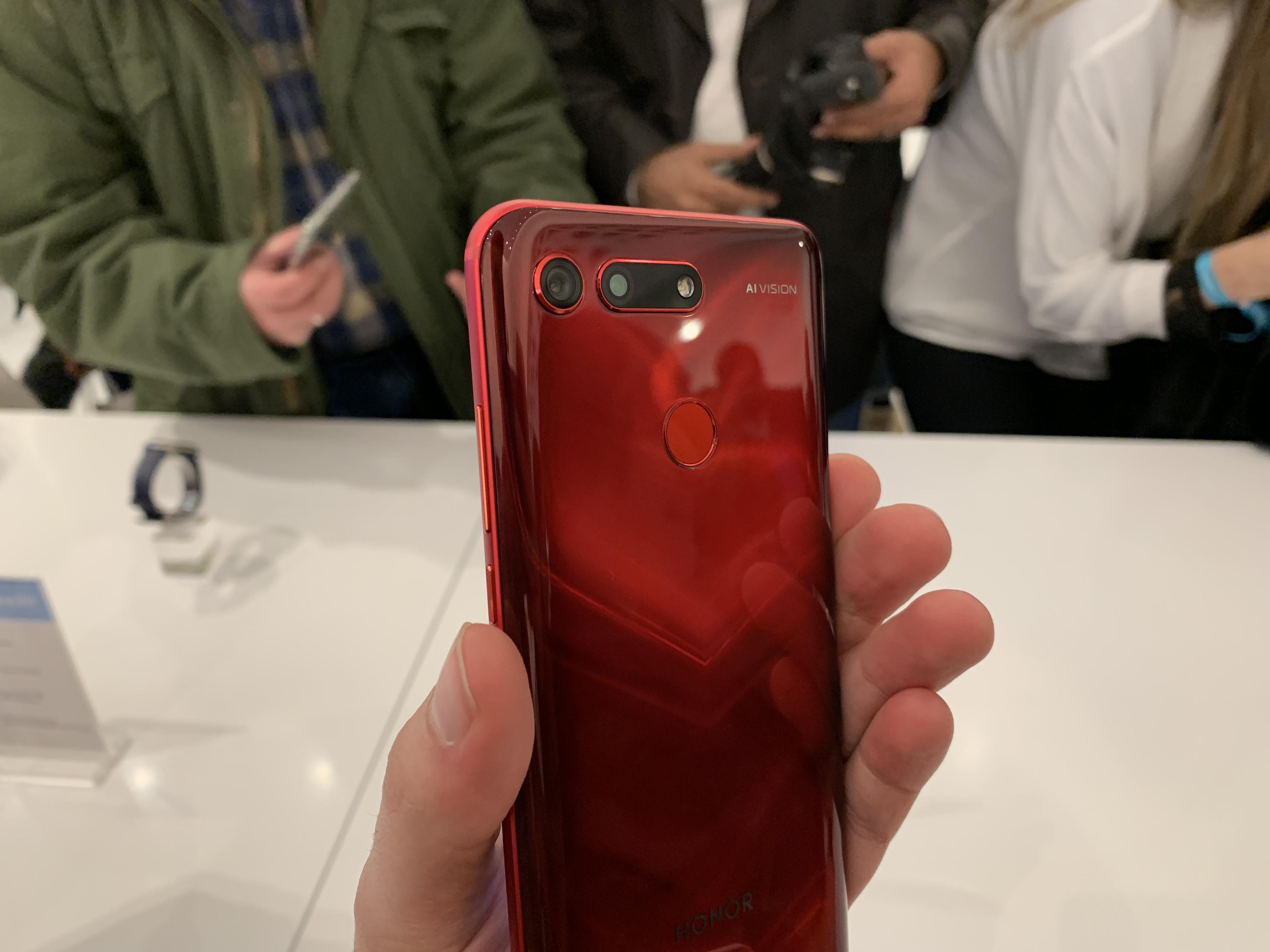 Honor View 20 : un smartphone raffiné et innovant