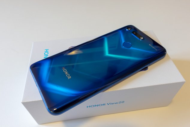 honor view 20 - test