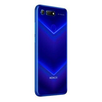 """Honor View 20 Bleu saphirMonobloc 2G (GPRS) Edge avec flash compatible MP3 3G avec autofocus avec GPS avec WiFi 3G+ 3G+ 3G++ avec stabilisateur d'image avec détection des visages avec correction des yeux rouges Android avec double flash LED avec flash LED 4G LTE 4G Téléphone portable 6,4"""" pouces WiFi 4G Classique Tactile Compact HSDPA HSUPA HSPA 3G HSDPA+ 2G 4G+ HSPA+ UMTS View 20 Bleu"""