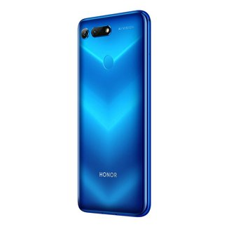 """Honor View 20 Phantom BlueMonobloc 2G (GPRS) Edge avec flash compatible MP3 3G avec autofocus avec GPS avec WiFi 3G+ 3G+ 3G++ avec stabilisateur d'image avec détection des visages avec correction des yeux rouges Android avec double flash LED avec flash LED 4G LTE 4G Téléphone portable 6,4"""" pouces WiFi 4G Classique Tactile Compact HSDPA HSUPA HSPA 3G HSDPA+ 2G 4G+ HSPA+ UMTS View 20 Bleu Translucide"""