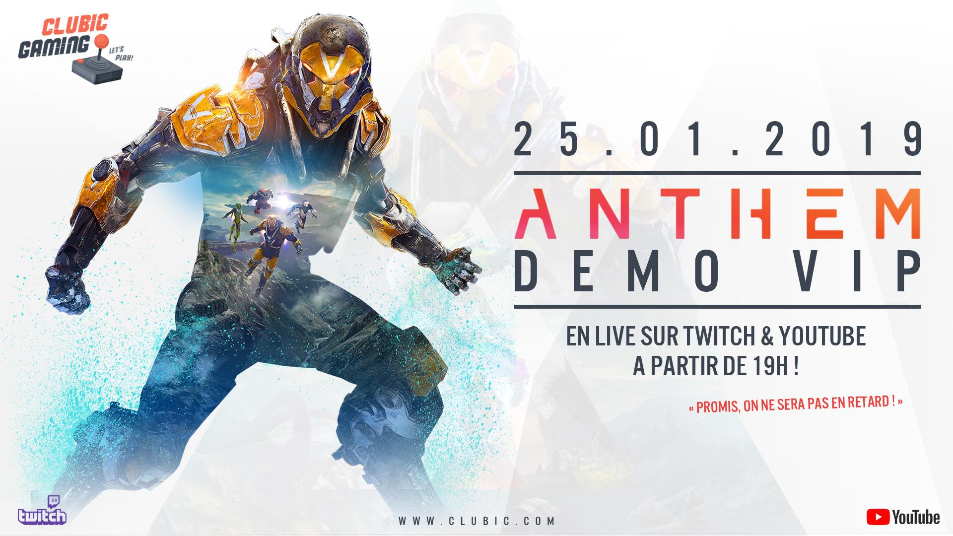 """Le PDG d'Electronic Arts admet qu'Anthem """"ne marche pas très bien"""""""